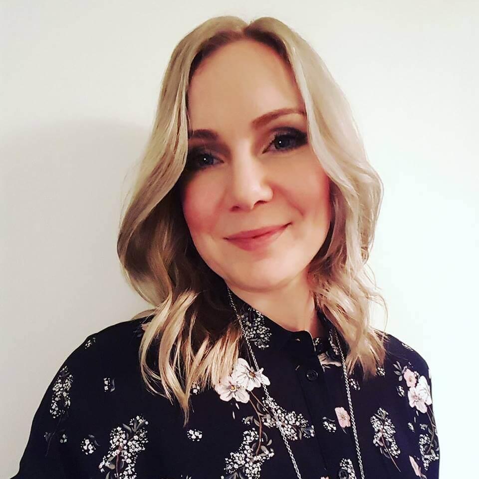 Elina Lundholm fd. Holmström