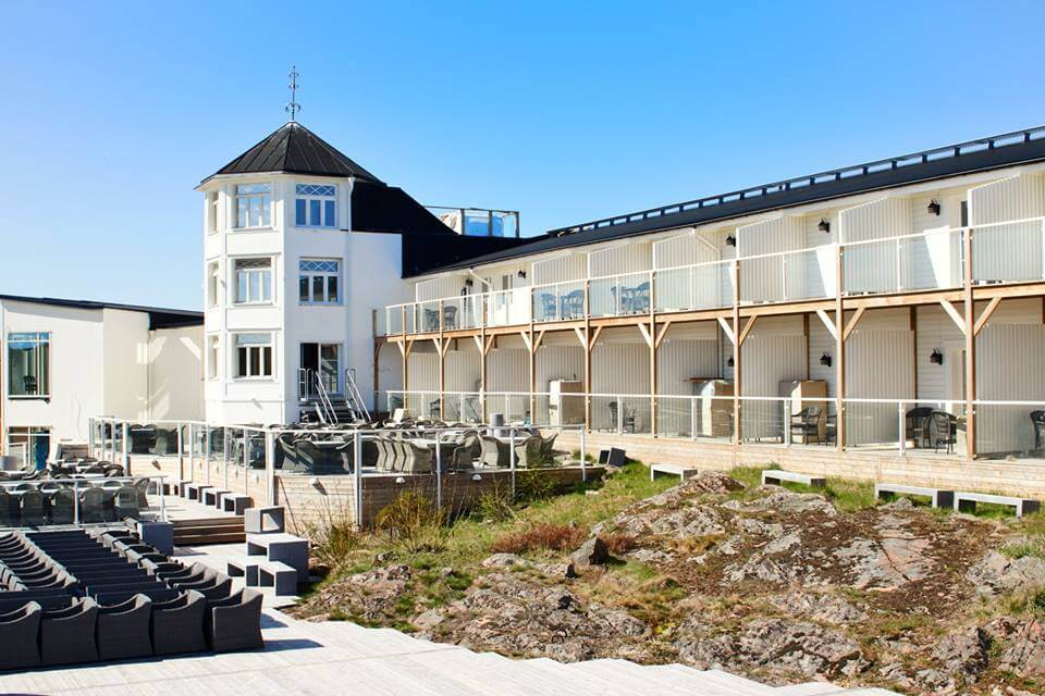 Hotell Havsbaden i Grisslehamn