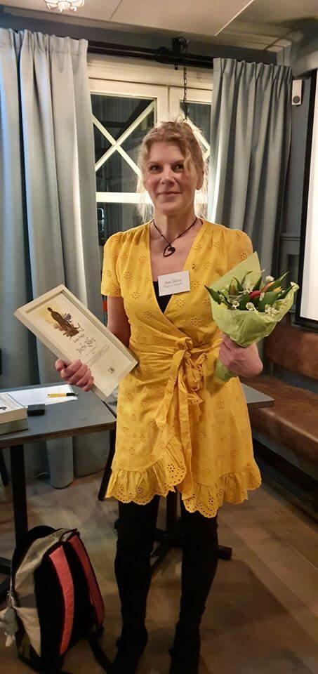 Årets Freija 2020 Josefin Ekberg