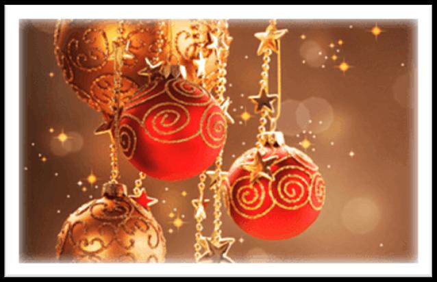 Julhälsningar från ordförande