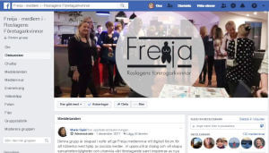 Freijas FB-grupp